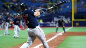 Mitch Moreland Remains Consistent For Red Sox Throughout His Two Seasons