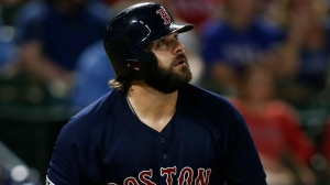 Mitch Moreland, Andrew Benintendi Reflect On Disappointing 2019 Season