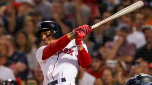 Mookie Betts Closing In On Red Sox Record After Multi-Home Run Game
