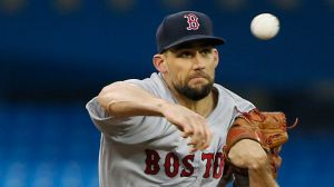 Nathan Eovaldi Looks To Extend Red Sox's Winning Streak Tuesday Vs. Giants