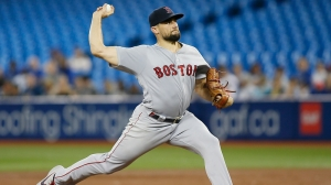 Red Sox Pitcher Nathan Eovaldi Has Shown Flashes In Injury-Riddled Season