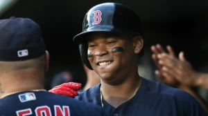 Rafael Devers Broke One Of Ted Williams' Team Records Wednesday Night
