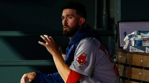 Rick Porcello Gets Ball For Red Sox In Series Finale Against Phillies