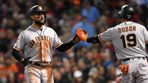 Red Sox Wrap: Offense, Bullpen Struggle Again In 11-3 Loss Vs. Giants