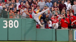 Stevie Wilkerson's Catch Was Best Dwight Evans Ever Saw In Right Field