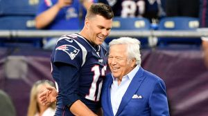 Here's What Robert Kraft Told Dana White About Tom Brady's Free Agency
