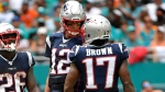 Ex-NFL Star Offers Conspiracy Theory Involving Tom Brady, Antonio Brown