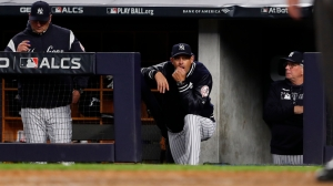 Yankees Fans Predictably Melt Down On Twitter After Going Down 3-1 In ALCS