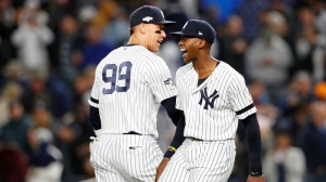 Yankees' Aaron Judge Makes Bold Claim About Game 5 Of ALCS Vs. Astros
