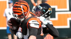 Twitter Took Note Of Andy Dalton's Very Bad Day For Bengals Vs. Jaguars