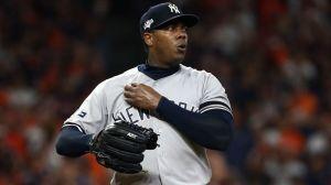 MLB Rumors: Where Aroldis Chapman, Yankees Contract Talks Stand Entering Offseason