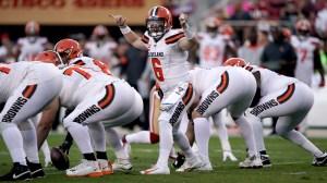 Browns Vs. Cardinals Live Stream: Watch Week 15 Game Online