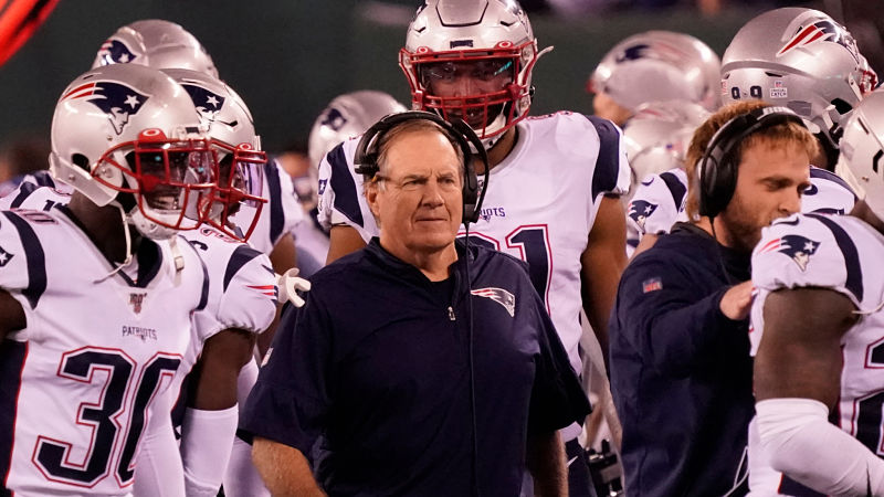 NFL Rumors: Patriots Sacrificed Football To Discuss 'Recent Events'