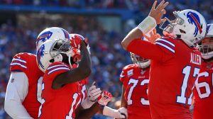 Dolphins' Onside Kick Fails Miserably, Bills Return It For Touchdown