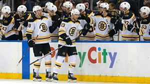 Bruins Highlights: Charlie Coyle Nets Goal Vs. Hurricanes For 2-1 Lead