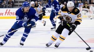 Bruins' Bruce Cassidy Applauds Team For Resilience In Loss Vs. Maple Leafs