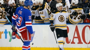 Brad Marchand Extends Point Streak To 10 With Huge Five-Point Outburst
