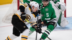 Brad Marchand Was Solid In Bruins Opening Night Win Over Stars Thursday