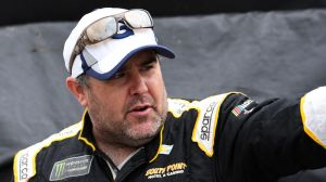 Brendan Gaughan Gives Hilarious Interview After Wild Talladega Wreck
