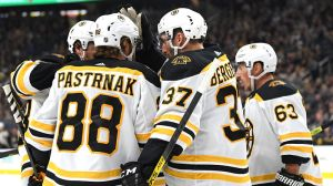 Bruins Wrap: Boston Remains Undefeated With 4-3 Win Over Golden Knights