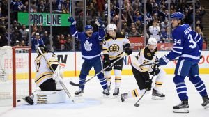 Bruins Wrap: Maple Leafs Thwart Boston Comeback With Overtime Winner