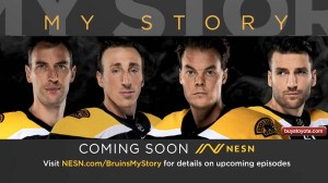 NESN's 'My Story' TV Series Expands To Boston Bruins For 2019-20 Season