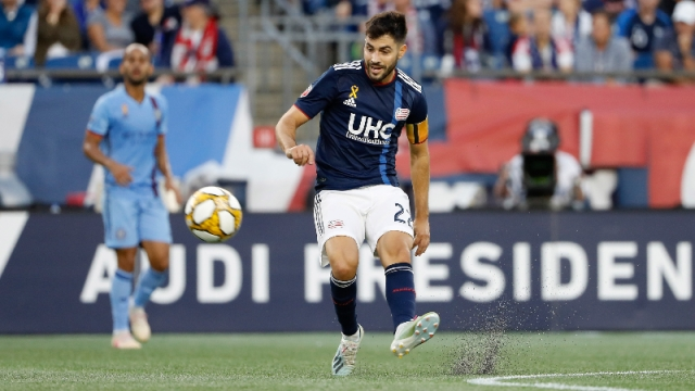 Revolution's Carles Gil Finalist For MLS Newcomer Of The Year Award