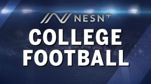 Holy Cross-Brown Football Part Of Big Weekend Of College Sports On NESN, NESNplus