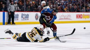Bruins Wrap: Boston Squanders Two-Goal Lead, Suffers First Loss Of Season