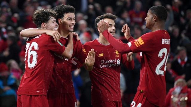 Liverpool Vs. Arsenal: Score, Highlights Of Carabao Cup Thriller