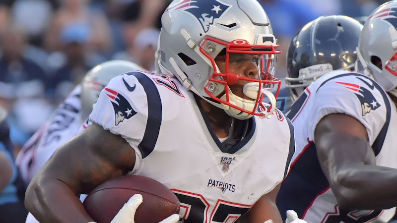 Patriots Injury Report: Two Rookies Added; Eagles' Alshon Jeffery Out