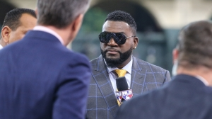 David Ortiz Would Rally Nationals With 'Wedding' Speech In World Series