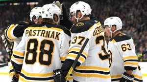 David Pastrnak Shares Thoughts On NHL's Return To Play Format, Playing In Hub City