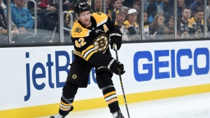 Bruins Place David Backes On Waivers For Purpose Of Assignment To Providence