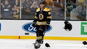 David Pastrnak Not Shy About Wanting To Be Alex Ovechkin-Type Player