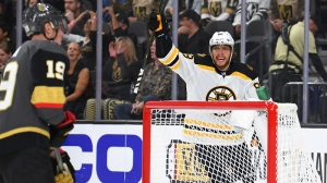 Berkshire Bank Hockey Night In New England: Projected Bruins-Golden Knights Lines, Pairings