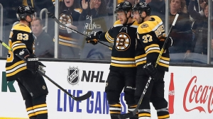 David Pastrnak Continues Offensive Hot Streak Despite Loss To Lightning