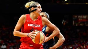 Mystics' Elena Delle Donne Has Herniated Disc, Game 3 Status Unclear