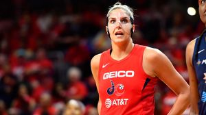 Elena Delle Donne Not Letting Back Injury Stop Her From Game 4 Of WNBA Finals