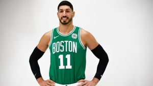 Enes Kanter Explains How He Learned English By Watching 'Jersey Shore'