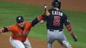 Blown Calls, Taco Trucks, Bat Flips Make For Wild Tuesday Night In Sports