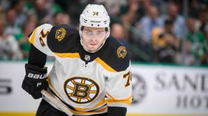 Bruins Notes: Secondary Scorers Take 'Step In Right Direction' In Loss