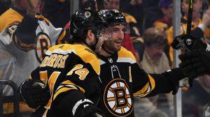 Bruins Wrap: Tuukka Rask Posts Shutout As Boston Tops Devils 3-0 In Home Opener