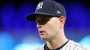 Aaron Judge Fires Off Ludicrous Take After James Paxton's ALCS Game 5 Performance