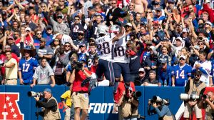 Check Out Best Sights, Sounds From Patriots' Week 4 Win Over Bills