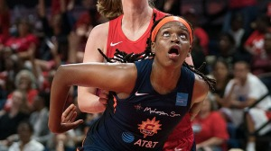 Jonquel Jones Thinks CT Sun Will Be 'Locked In' For Game 4 Of WNBA Finals