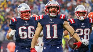 Patriots' New Uniforms Have Twitter Super Confused Over This Aspect