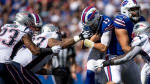 Colin Cowherd Sums Up Patriots' Gritty Win Over Bills In Three Words
