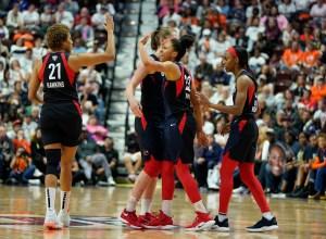 Mystics' WNBA Championship Victory Parade Won't Be Held Until Spring
