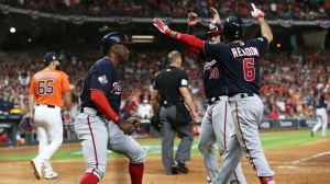 Watch Nationals Win Game 7 Vs. Astros, Claim World Series Championship